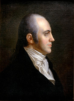 Aaron Burr Quotes