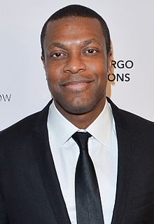Chris Tucker Quotes