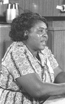 Fannie Lou Hamer Quotes