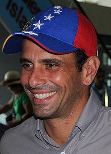 Henrique Capriles Radonski Quotes
