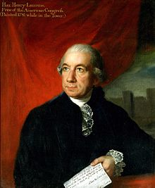 Henry Laurens Quotes