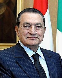 Hosni Mubarak Quotes