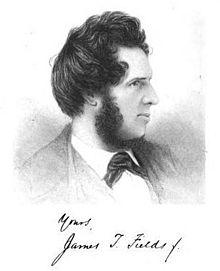 James Thomas Fields Quotes