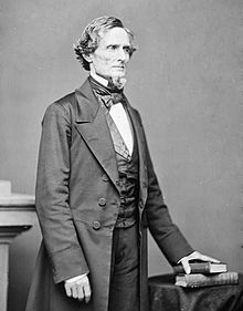 Jefferson Davis Quotes
