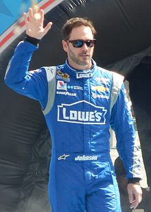 Jimmie Johnson Quotes