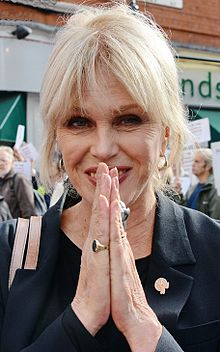 Joanna Lumley Quotes
