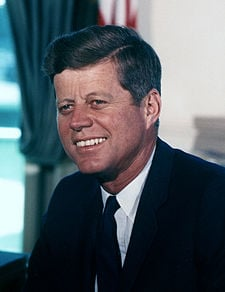 John F. Kennedy Quotes