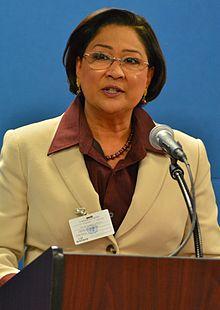 Kamla Persad-Bissessar Quotes