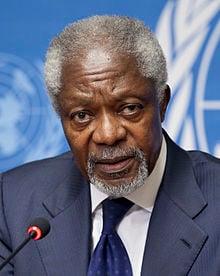 Kofi Annan Quotes