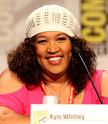 Kym Whitley Quotes