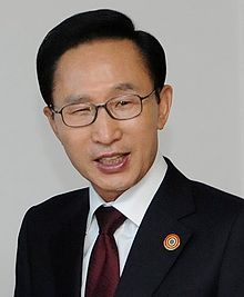 Lee Myung-bak Quotes