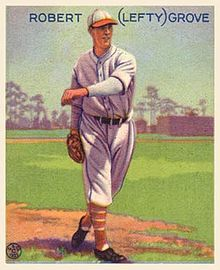 Lefty Grove Quotes