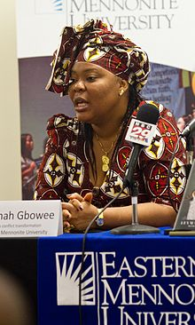 Leymah Gbowee Quotes