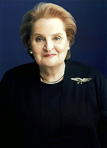 Madeleine Albright Quotes