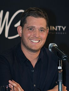 Michael Buble Quotes