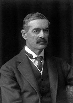 Neville Chamberlain Quotes