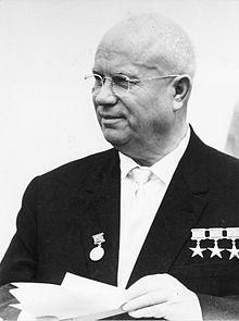 Nikita Khrushchev Quotes About Burying. QuotesGram