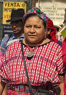 Rigoberta Menchu Quotes