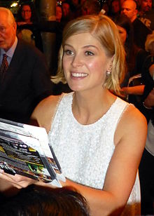 Rosamund Pike Quotes
