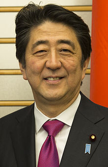 Shinzo Abe Quotes