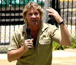 Steve Irwin Quotes