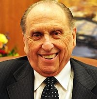 Thomas S. Monson Quotes