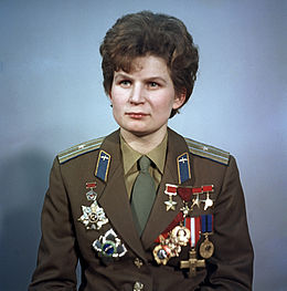 Valentina Tereshkova Quotes