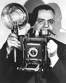 Weegee Quotes