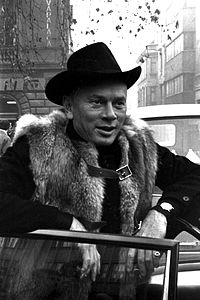 Yul Brynner Quotes