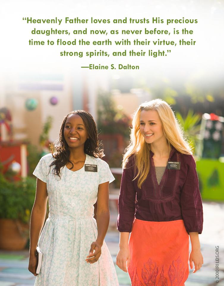Opinion, naked mormon sister missionaries remarkable, the