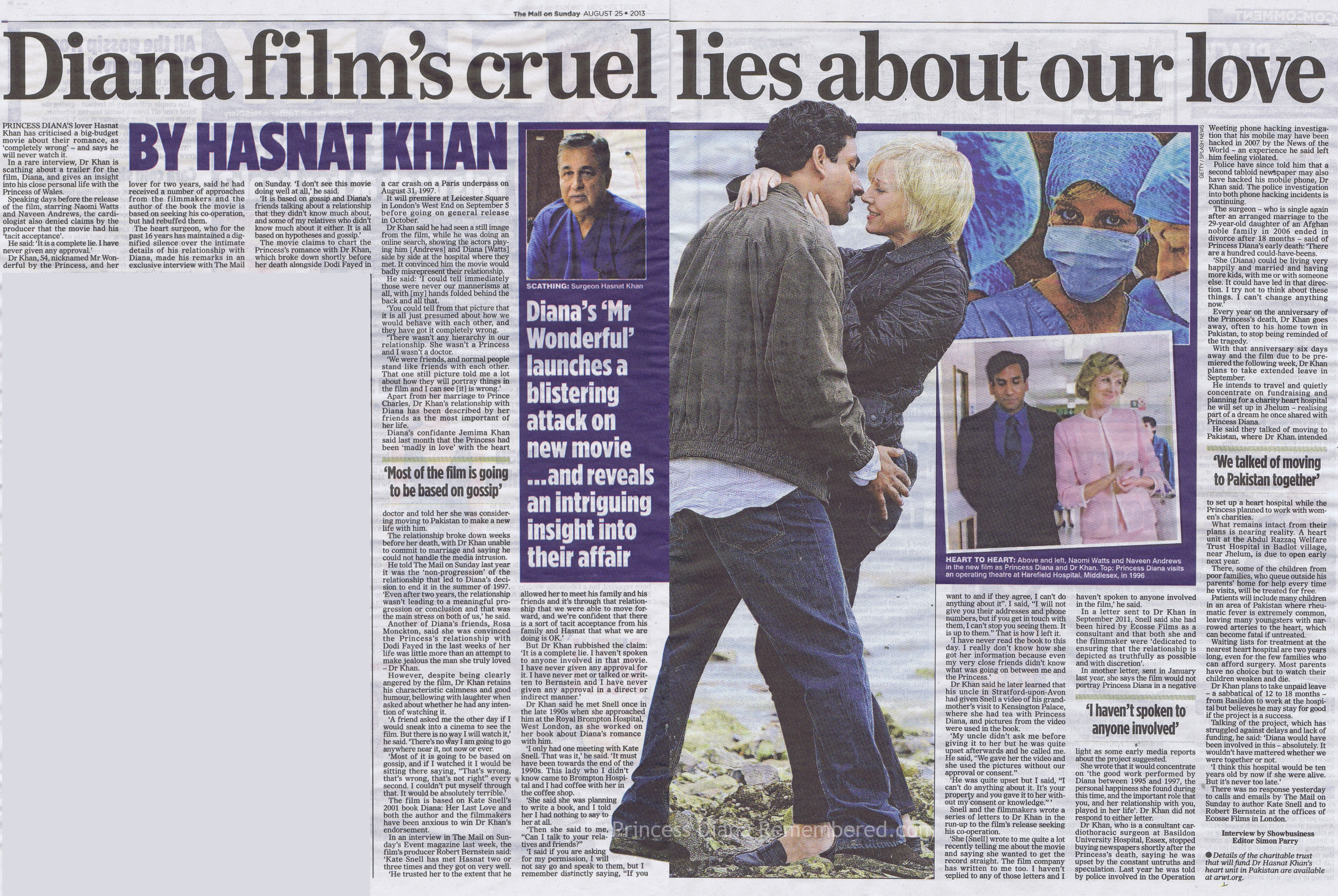 diana and hasnat khan relationship poems