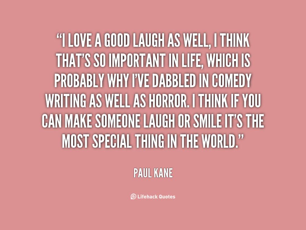 Good Laugh Quotes. QuotesGram