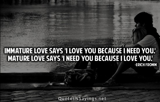 I Love You Because Quotes. QuotesGram