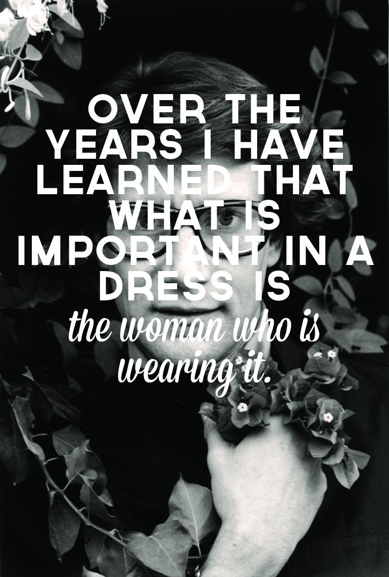 Top Fashion Designer Quotes Quotesgram