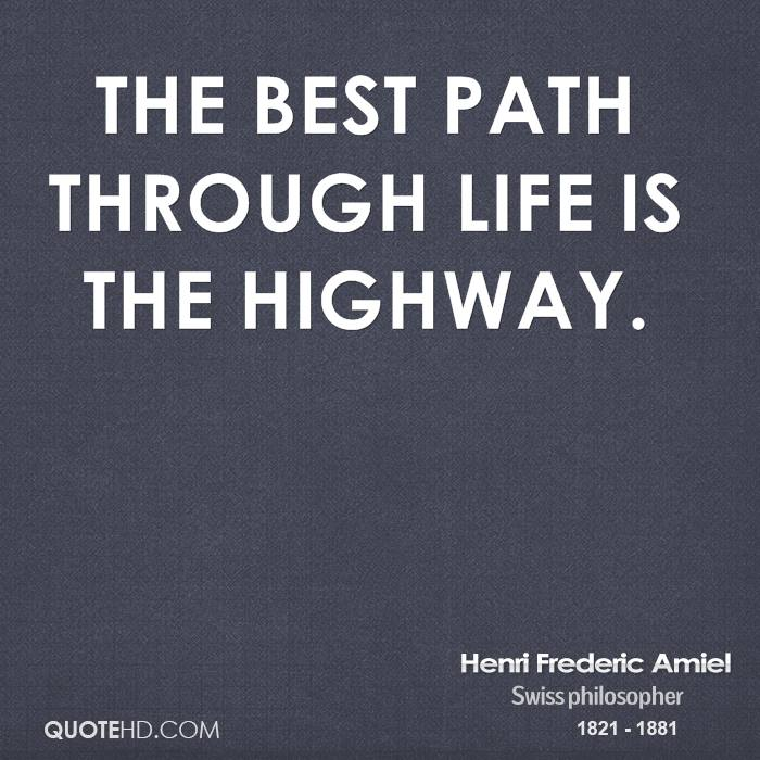 Life Path Quote