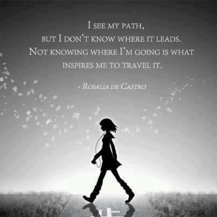 Life Path Quote: Paths Quotes. QuotesGram