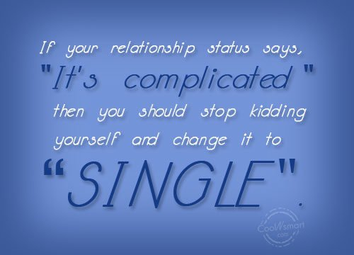 Facebook Quotes And Sayings: Quotes Facebook Relationship Status. QuotesGram