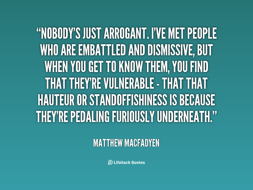 Quotes About Egotistical People. QuotesGram