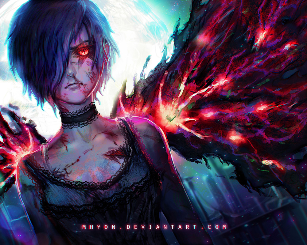 Touka Tokyo Ghoul Quotes. QuotesGram