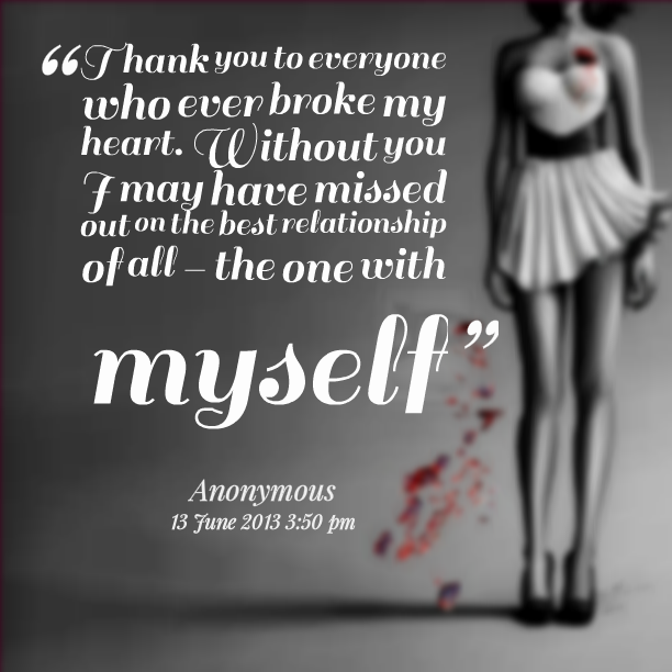 you broke my heart quotes - photo #27