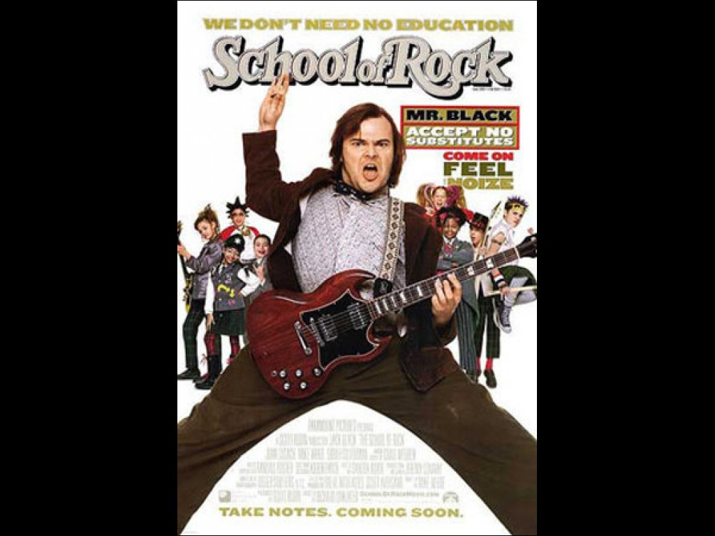 School of rock jack black quotes quotesgram - School Of Rock Jack Black Quotes Quotesgram 1
