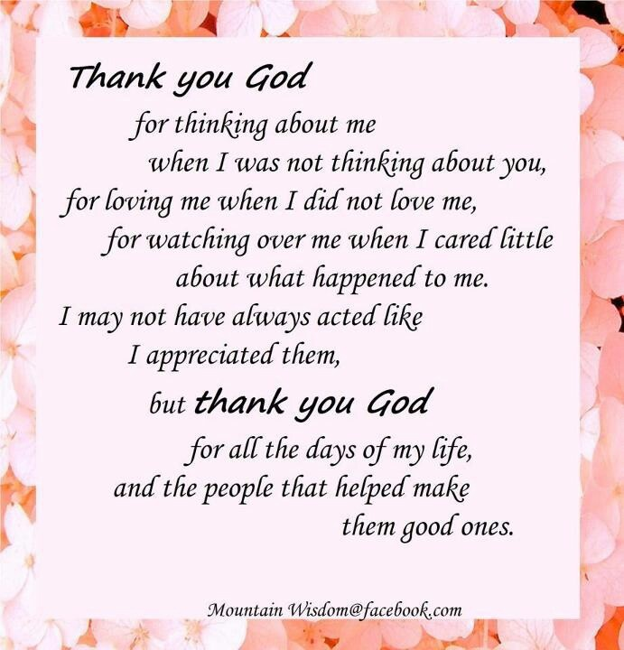Thank You Lord For My Son Quotes: Thank You Religious Quotes. QuotesGram