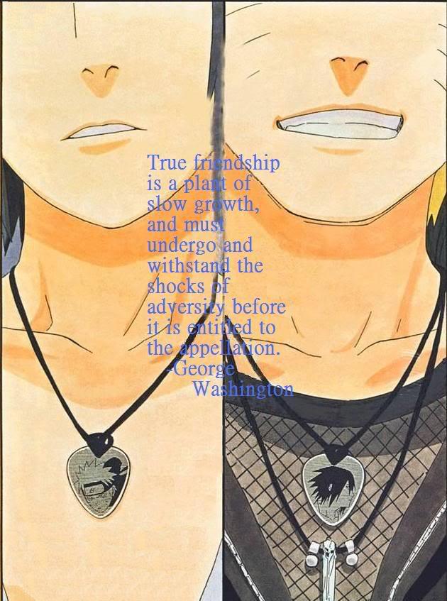 best quotes from naruto sasuke quotesgram