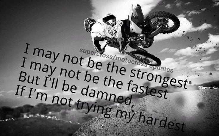 Famous Motocross Quotes. QuotesGram