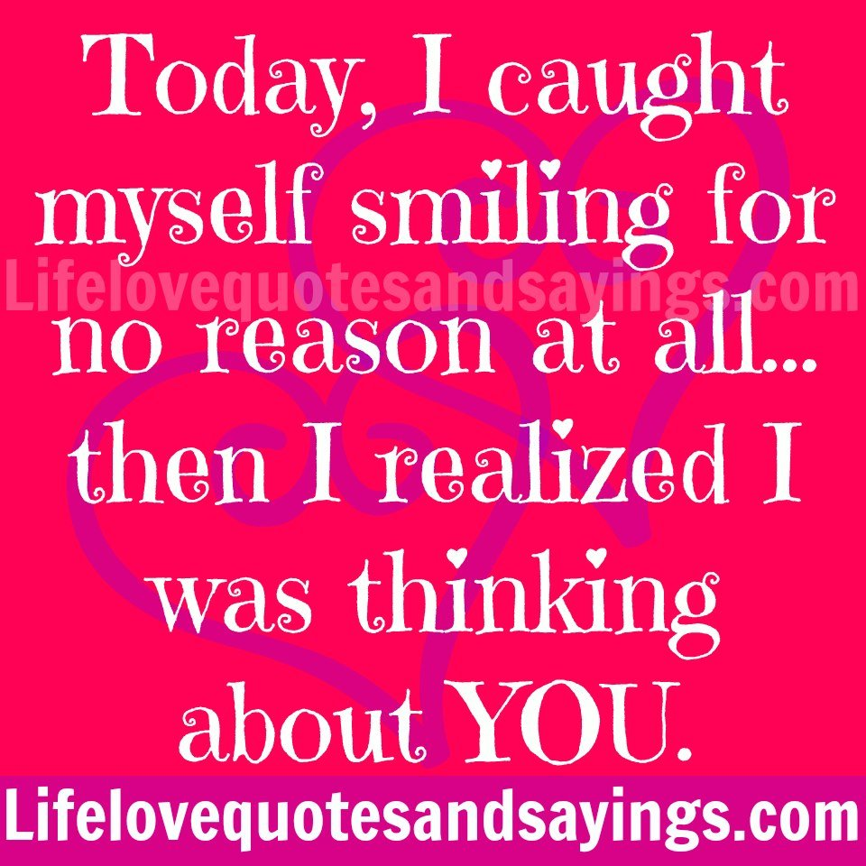 Thinking Of You Quotes: Thinking Of You My Love Quotes. QuotesGram