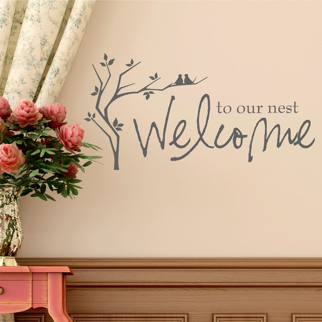 Traditional Foyer Quotes : Entryway welcome quotes quotesgram