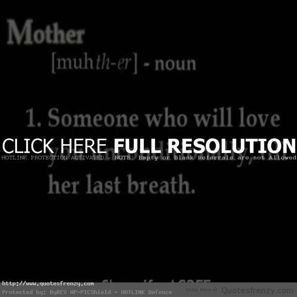 Saying Quotes About Sadness: Sad Mothers Day Quotes. QuotesGram