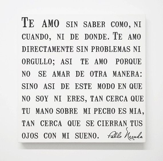 Lovable Quotes In Spanish Quotesgram