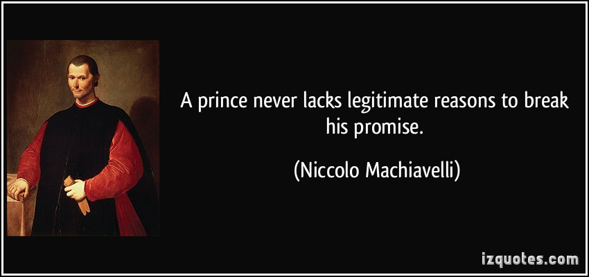 main virtues of the prince through the eyes of machiavelli
