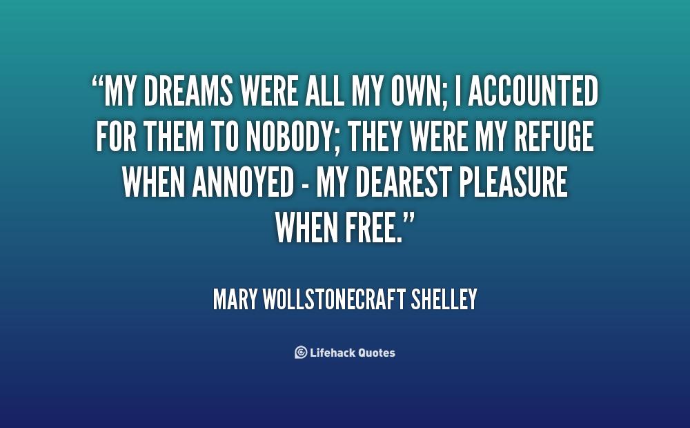 Mary Wollstonecraft Quotes Quotesgram